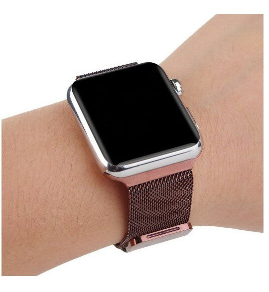 Touch Rage Introduces the Coffee Milanese Loop Watch Band for Apple Watch