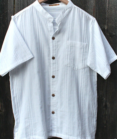 Classic Fisherman shirts button down (Short sleeve) - Atlas Goods