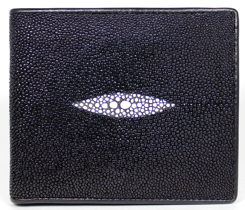 Genuine stingray leather bifold wallets - Atlas Goods