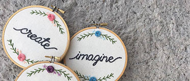 April 2 - Embroidery Workshop with Erin McMenemy 2pm-5pm