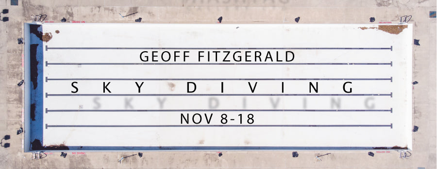 Geoff Fitzgerald Sky Diving