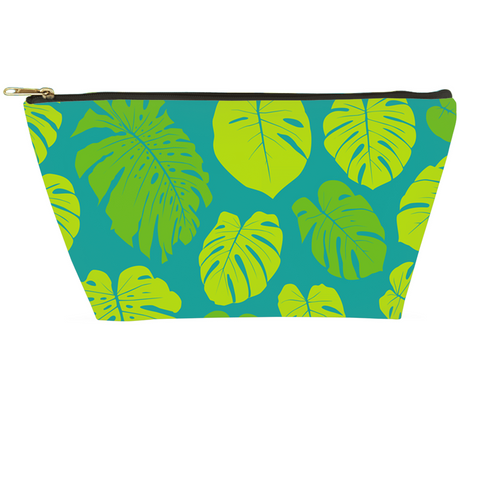 Graeme Luey - Monstera Accessory Pouch