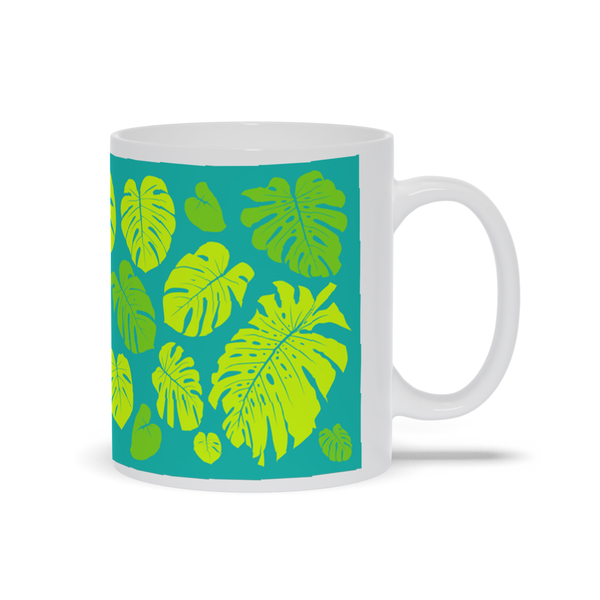 Graeme Luey - Monstera Mug