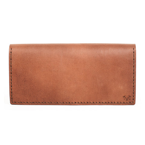 Alongsider Women's Wallet - Vintage Brown