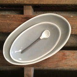 Small Spoon in Light Grey (2Tone Collection)