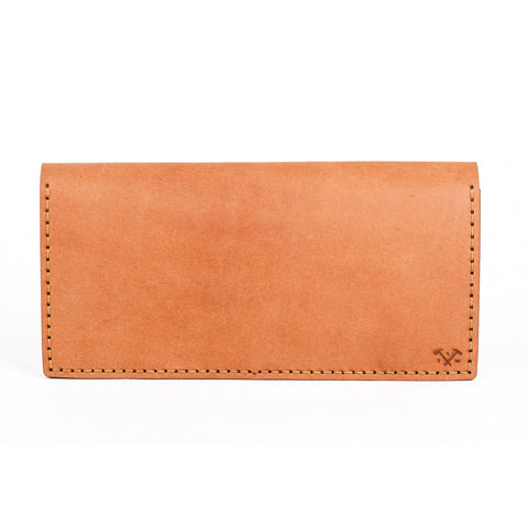 Alongsider Women's Wallet - Tan
