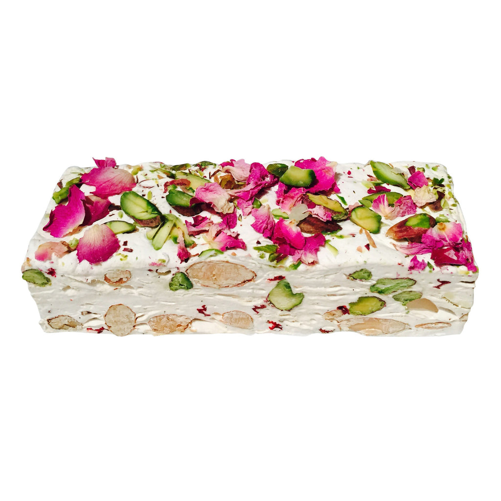 Barberry & Rosewater Nougat