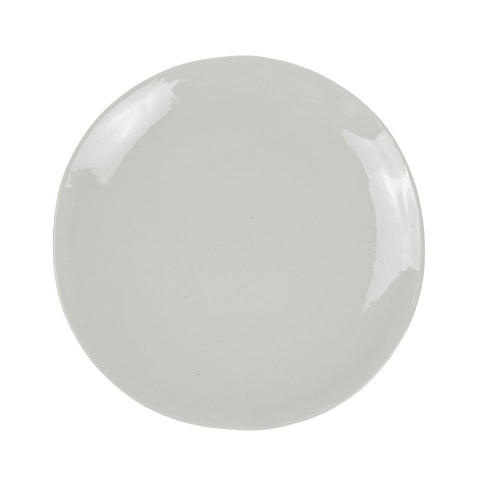 Charger Plate in White (Eucalypt Range)