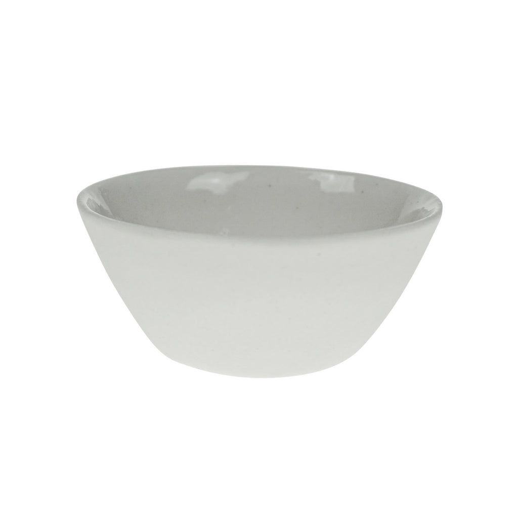 Tiny Bowl in White (Eucalypt Range)