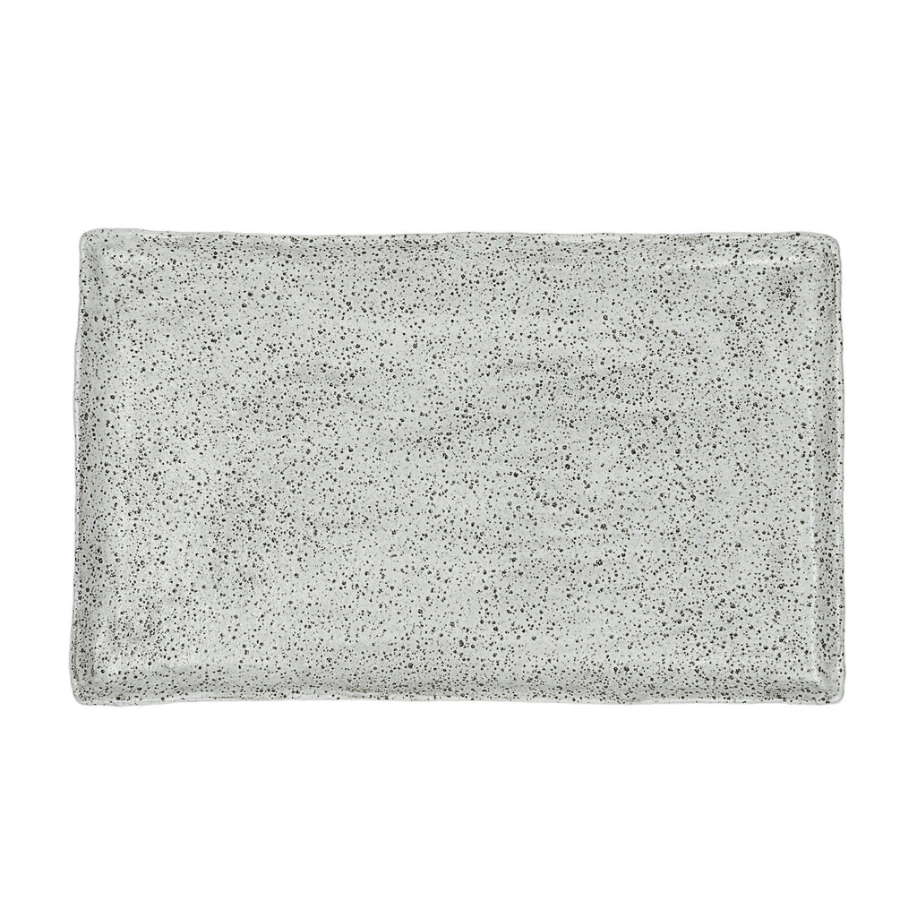 Rectangle Platter - Speckle