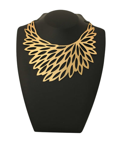 Flowerbloom Necklace Gold