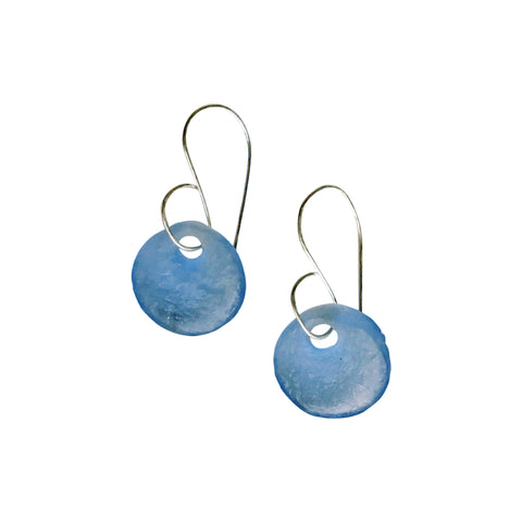Nikita Blue Earrings