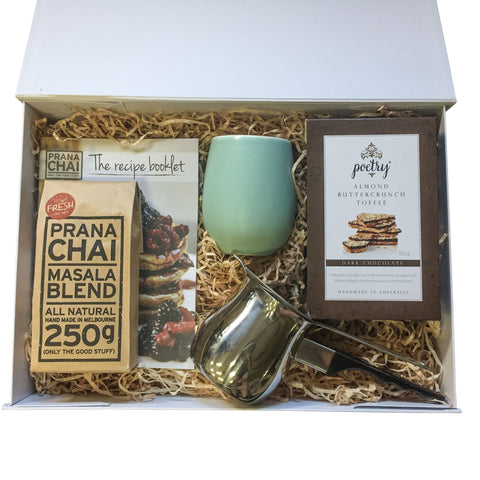 Chai & Chocolate Gift Box