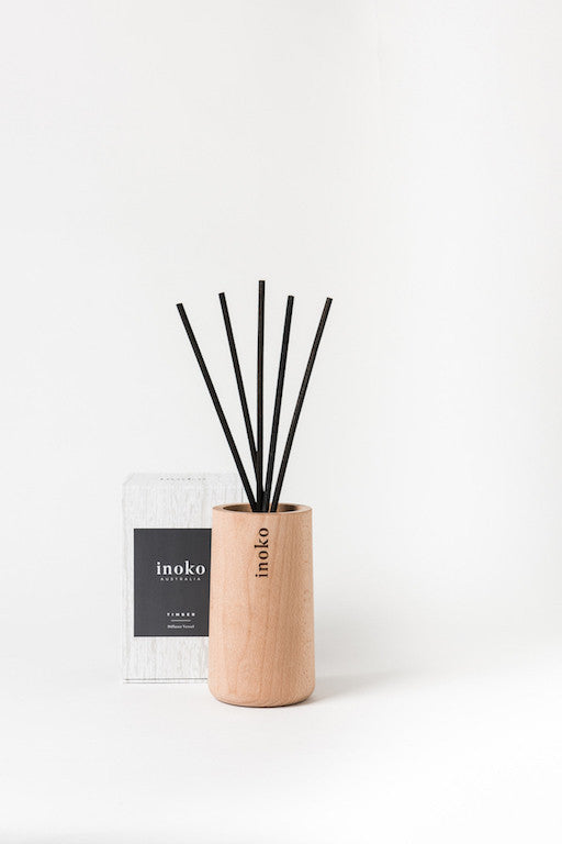 Timber Diffuser Vessel