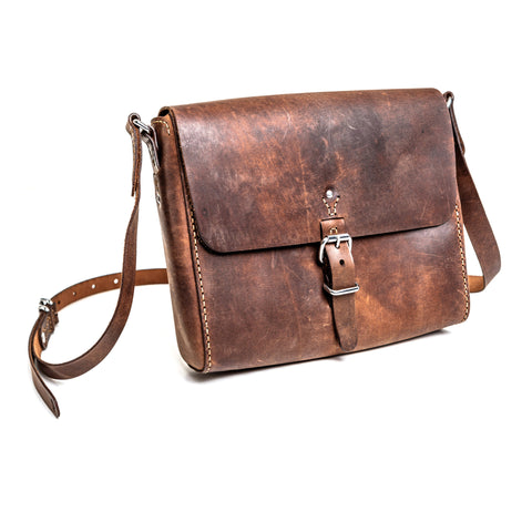 Companion Satchel - Vintage Brown