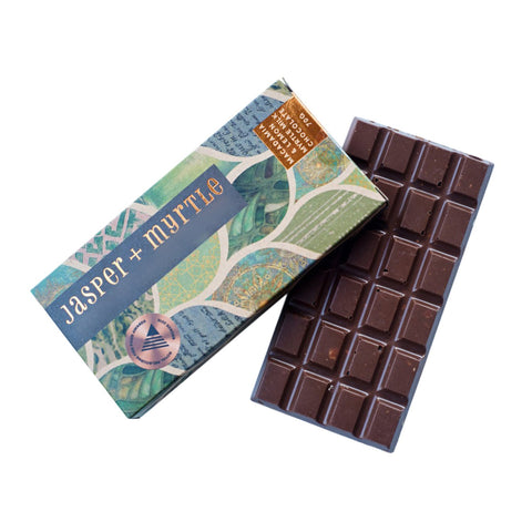 Macadamia & Lemon Myrtle Milk Chocolate