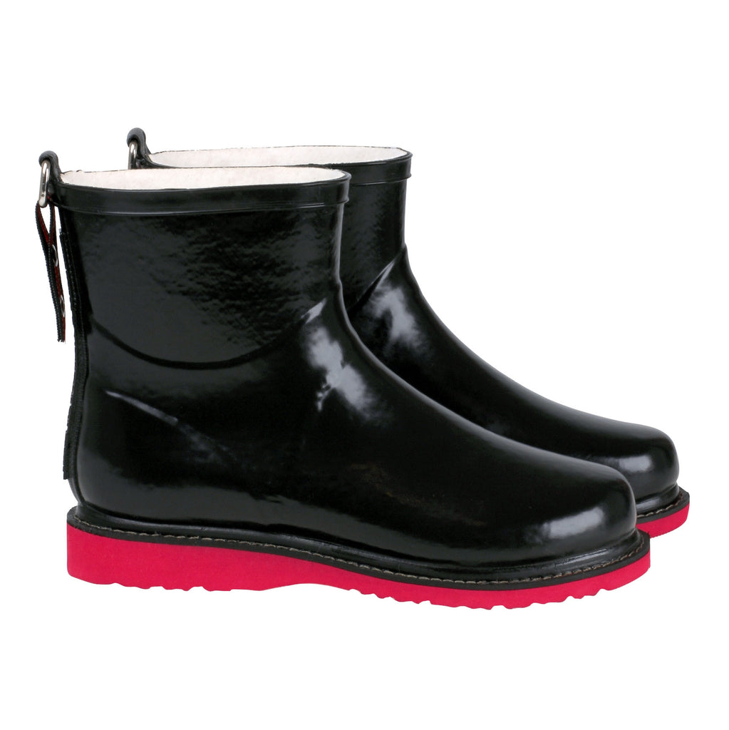 Short Rubber Boots