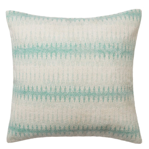 Reed Jade Cushion