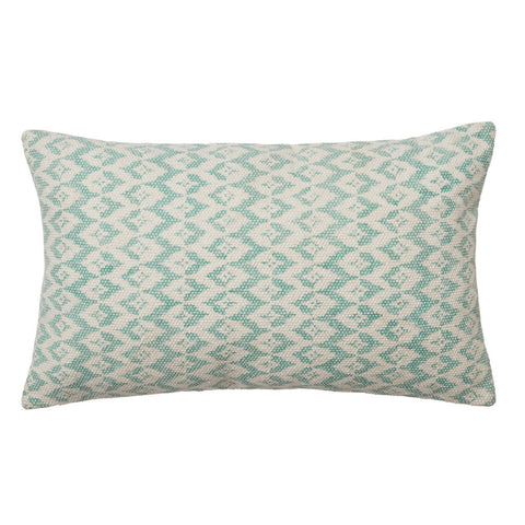 Ripple Jade Cushion