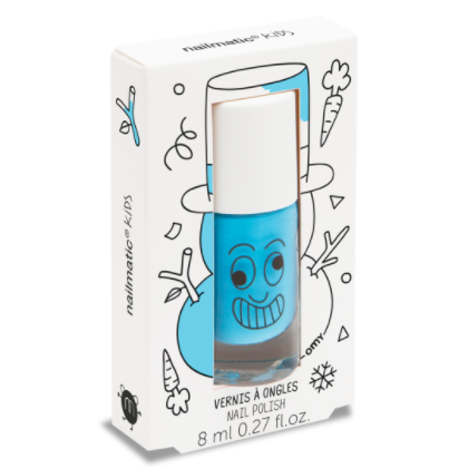 Freezy - Blue Kids Nail Polish