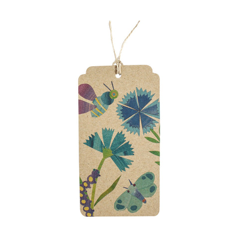 Bug Wonderland Gift Tag