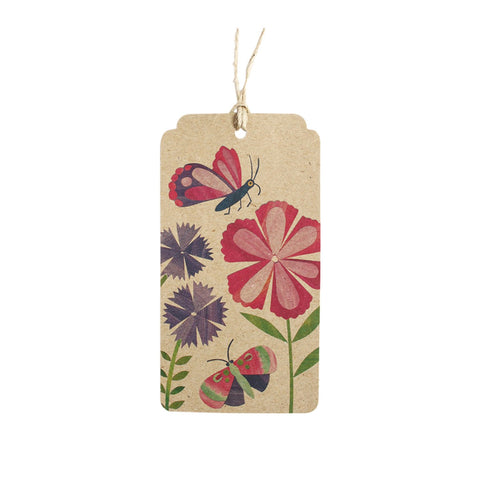 Enchanted Garden Gift Tag
