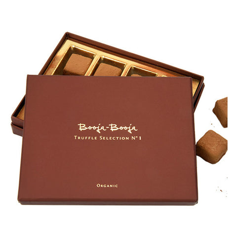 Chocolate Truffle Selection Gift Box N°1