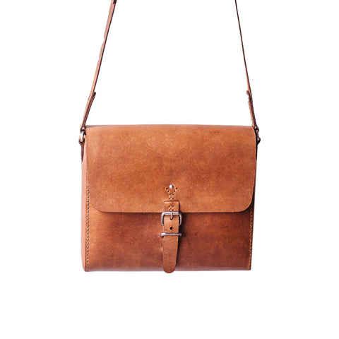 Companion Satchel - Tan