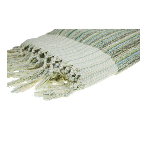 Coastal Stripe Bath Towel