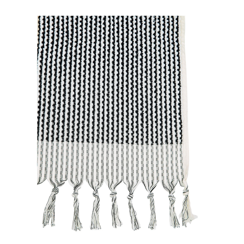 Monochrome Hand Towel