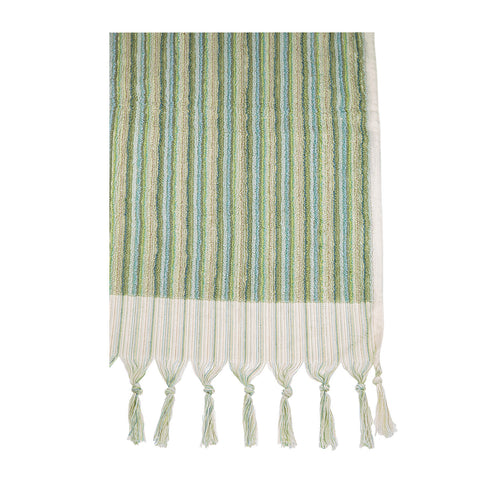 Coastal Stripe Hand Towel
