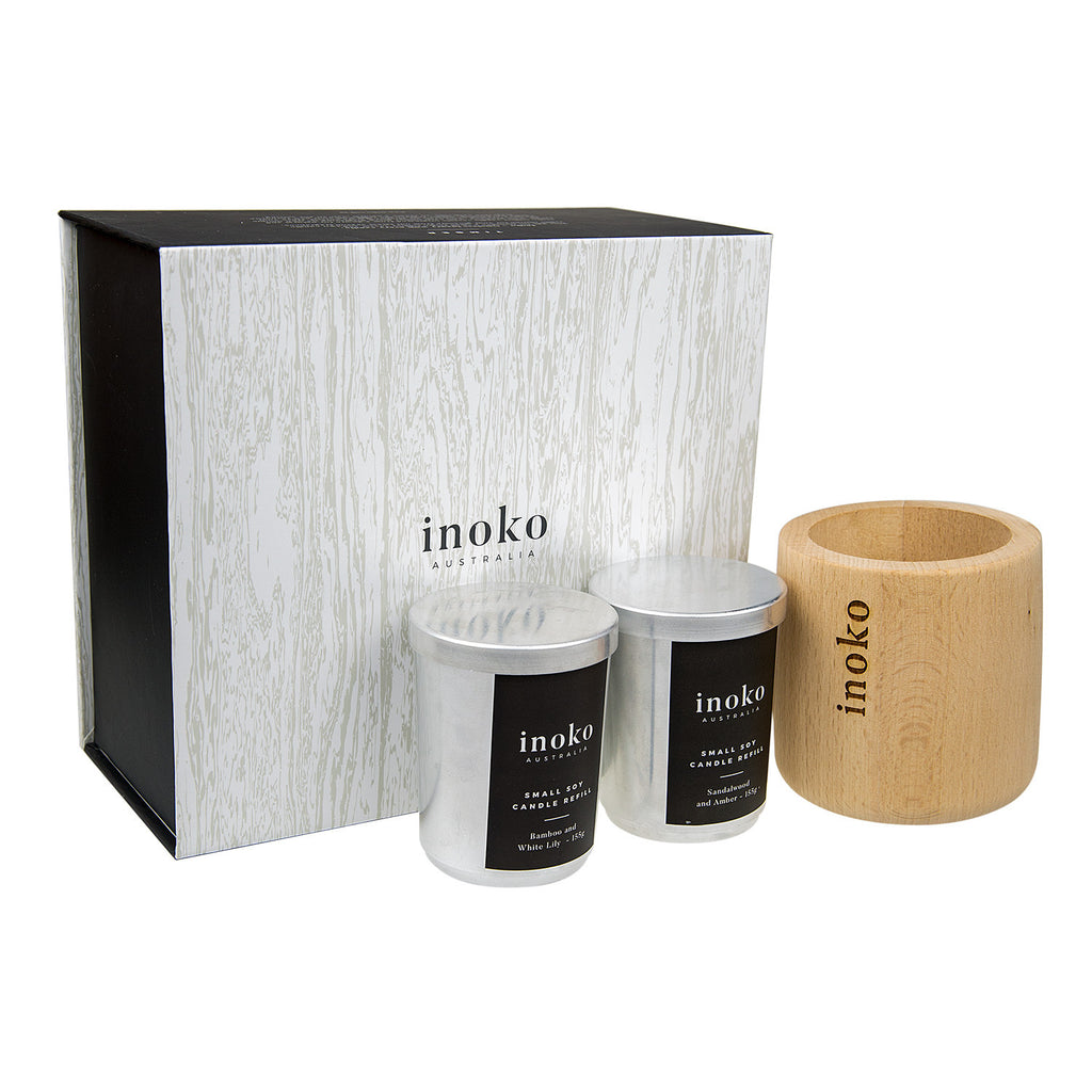 Small Timber Gift Set