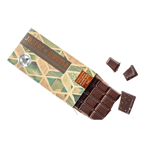 Himalayan Rock Salt & Wakame Dark Chocolate