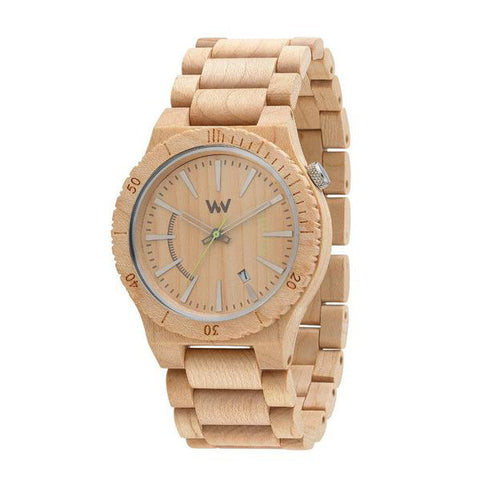 Assunt Wood Watch - Beige