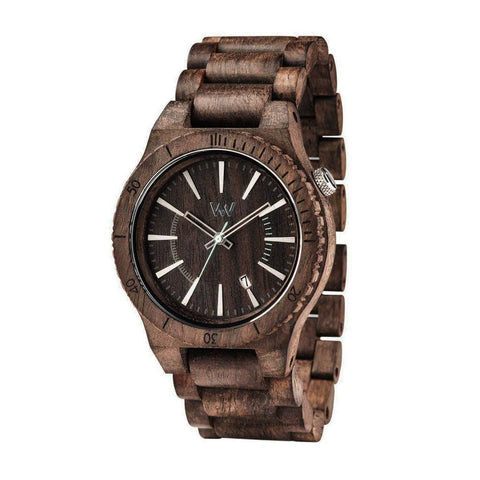 Assunt Wood Watch - Choco Rough