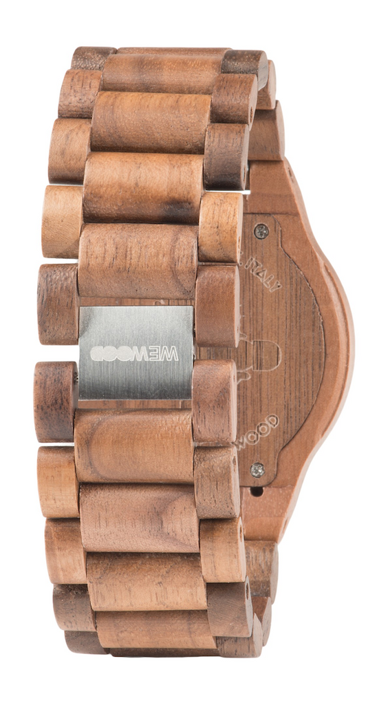Arrow Wood Watch - Nut