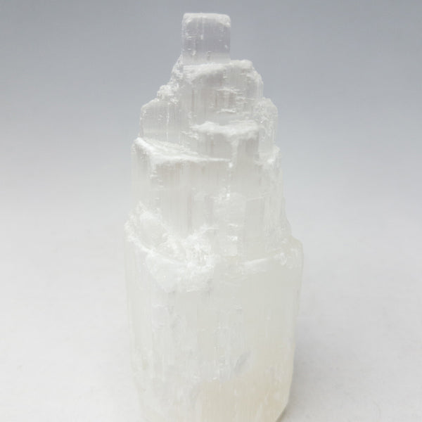 """White Tower"" Selenite Tower"