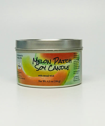 Melon Patch Soy Candle