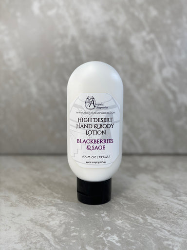 High Desert Hand & Body Blackberry & Sage Lotion