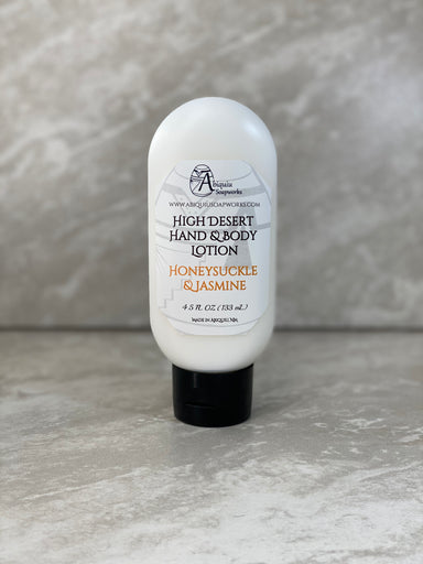 High Desert Hand & Body Honeysuckle & Jasmine Lotion