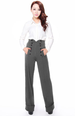 1940s Style Pants