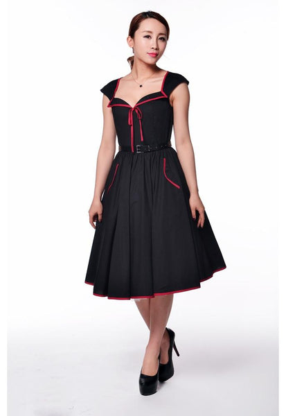 50s With An Edge Dress