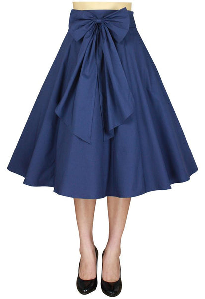 Rockabilly Dresses | Rockabilly Clothing | Viva Las Vegas Classic 1950s Skirt $31.95 AT vintagedancer.com