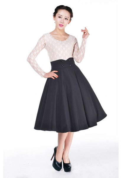 Rockabilly Swing Skirt