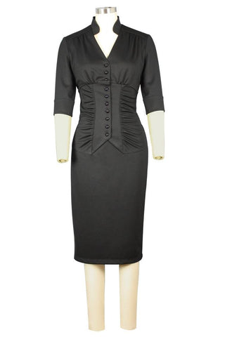 Debonair Pencil Dress