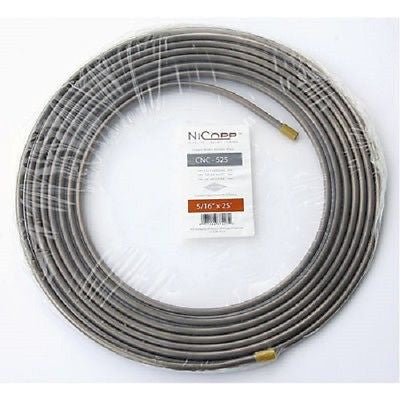 3/8   COPPER NICKLE BRAKE LINE  25FT Roll