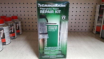 Cargroom 77091 Fiberglass Repair Kit, 8 Oz