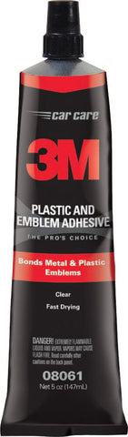 3M™ PASTIC AND EMBLEM ADHESIVE 08061 5 OZ.