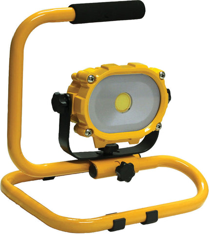 2000 Lumen LED Corded / Cordless Work Light with 16' Removable Cord ATD-80336