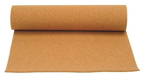 "12"" x 36"" x 1/16"" Cork Gasket Material Cloth Sheet for Car-Truck-Boat Repairs"